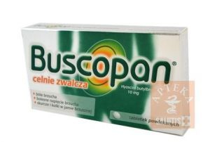 Buscopan 10 mg x 20 tabl.