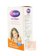 Calpol 6 Plus 250mg/100 ml