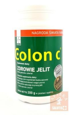 Colon C granulat 200 g