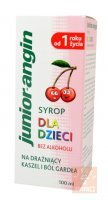 Junior-angin Syrop 100ml