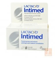 Lactacyd Intimed x 8 kaps