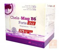 Olimp Chela-Mag B6 Forte Shot 25 ml orange - 20 ampułek