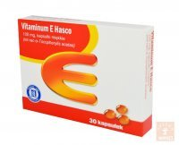 Vit.E 100 mg x 30 kaps. HASCO